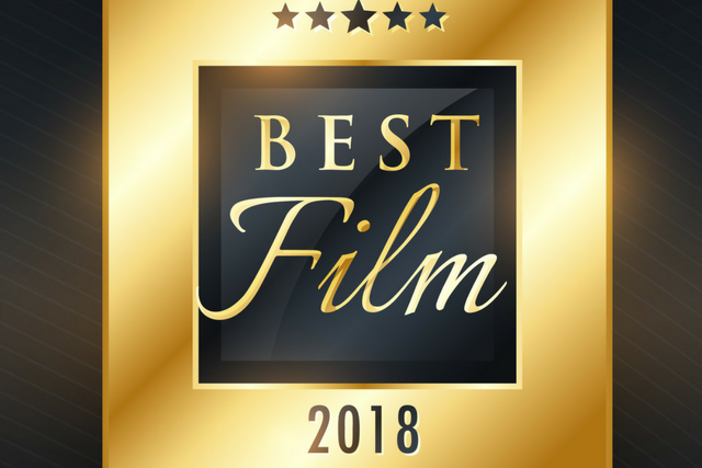 Top 5 Films of 2018